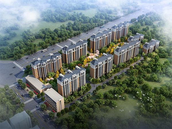 王元佳苑小区一期工程EPC总承包项目消防通风工程