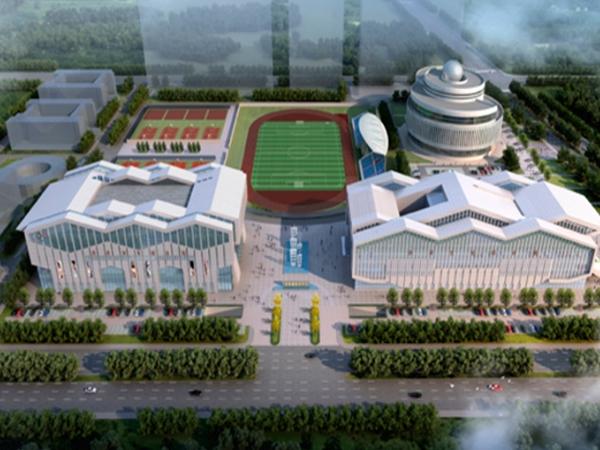 洪泽县体育综合馆、文化综合馆、科技智慧展览馆消防工程