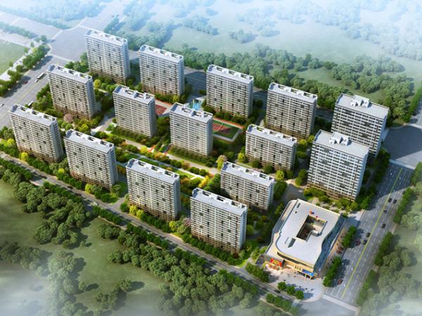 滨江开发区租赁住房项目机电专业分包项目工程