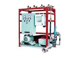 中压泵式细水雾灭火系统