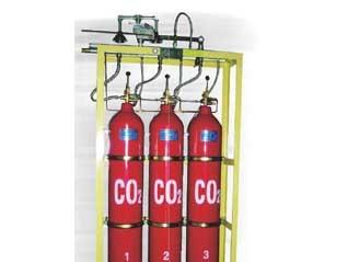 船用CO2灭火系统